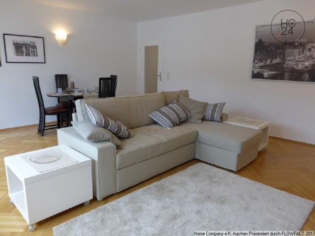Aachen-Burtscheid; Schicke und moderne 3 Zimmer Wohnung mit Balkon und Garage
