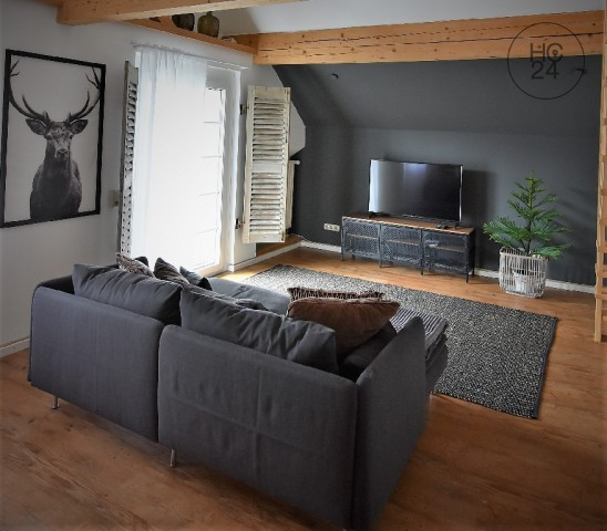 Extraordinary 2 room apartment in a multiple dwelling in Kempten