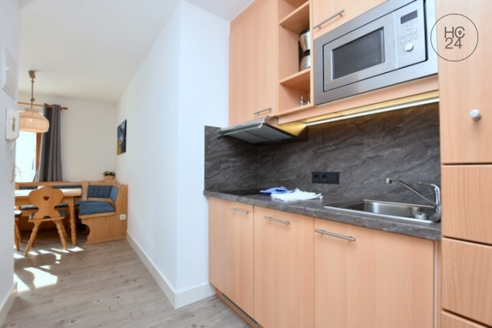 2 room flat with terrace, plus underground parking in quiet location Schwangau