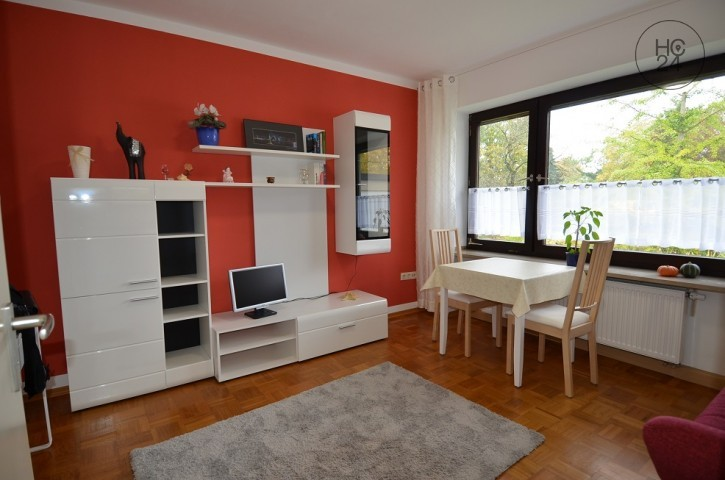 furnished apartment in Meitingen