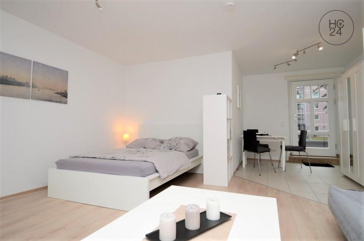 家具付き1部屋、Innenstadtの住宅