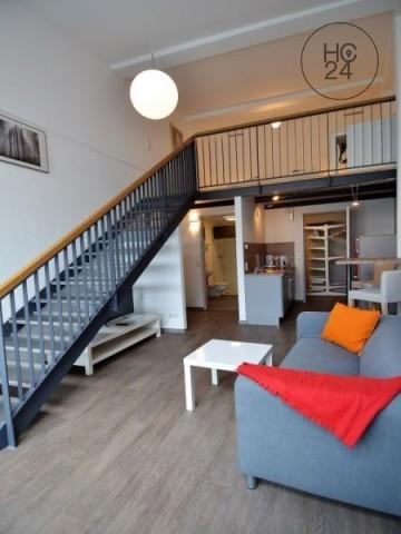 Umeblowane mieszkanie z 1 pokojami w Innenstadt