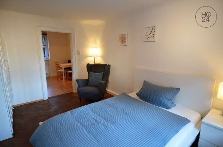 位于Innenstadt的带2个房间的配家具公寓