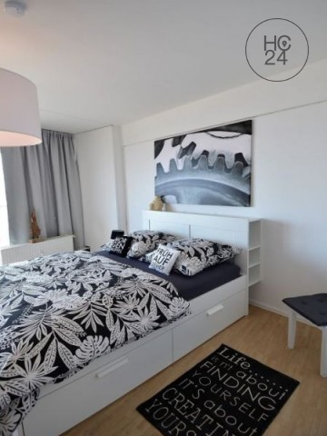 newly furnished flat in Hotelturm