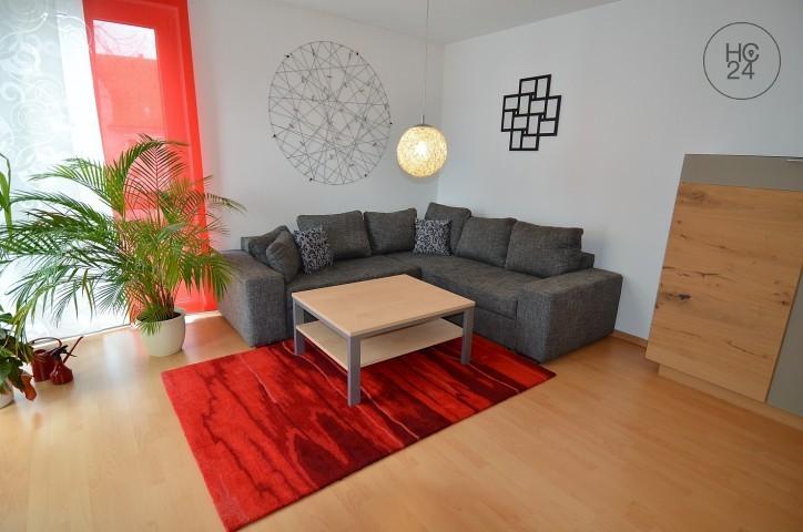 modern möblierte Wohnung in der Nähe der City