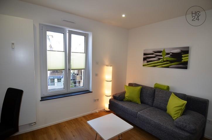 Good standard business apartment Augsburg