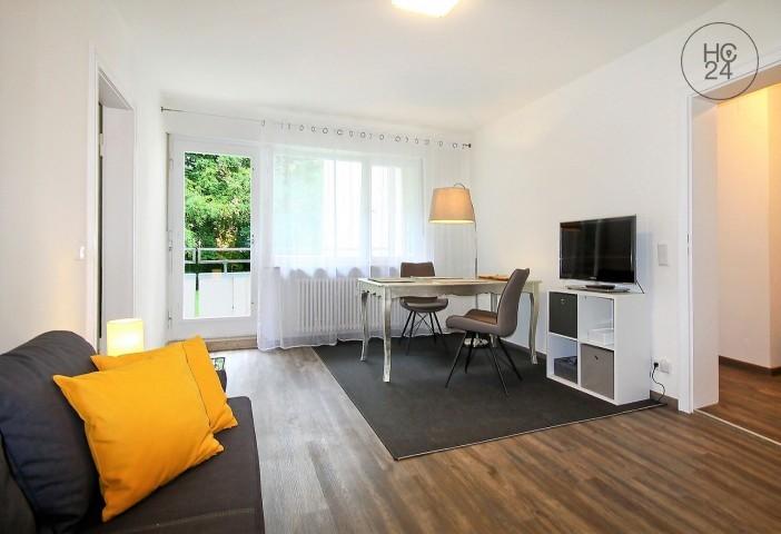 меблированная квартира с 1 комнатами в Hochzoll