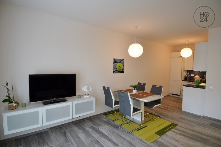 furnished apartment in Augsburg Pfersee