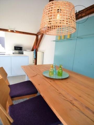 geschmackvoll möblierte Maisonette Wohnung Nähe Plärrer Augsburg
