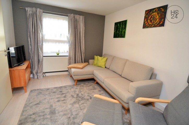 newly furnished flat in great area Augsburg Pfersee