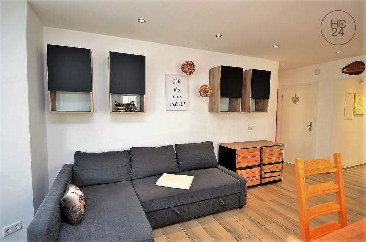 Nicely furnished flat in Augsburg Göggingen