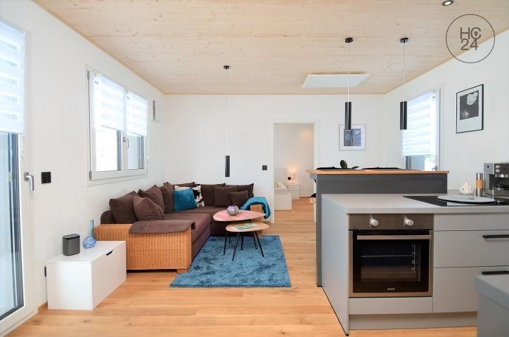 wunderschön möblierte Wohnung Nähe A8 in Bonstetten