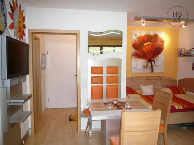 Επιπλωμένη κατοικία με 1 δωμάτιο στο Zusmarshausen