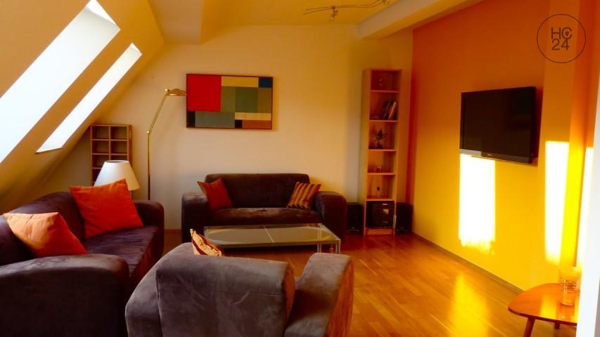 2部屋、Dresdenの住宅