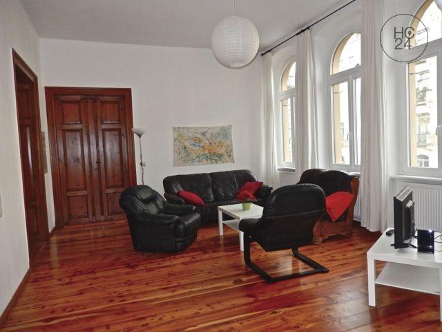 位于Dresden的带4个房间的公寓