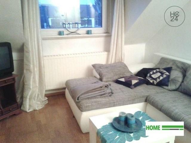 Futon Düsseldorf furnished apartment flat for rental düsseldorf