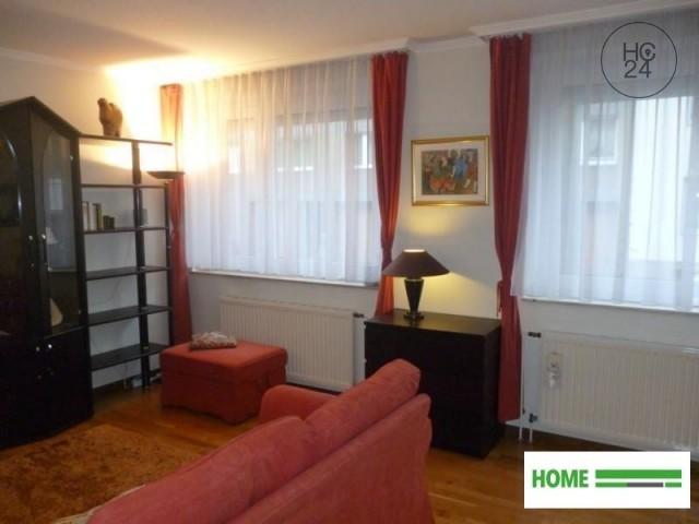 Wohnung möbliert in Düsseltal, Boltensternstr.
