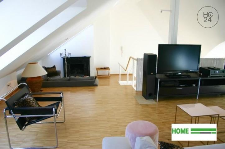 Wohnung möbliert in Oberkassel, Schanzenstr.