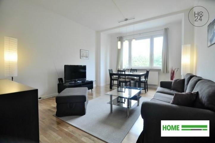 Wohnung möbliert in Pempelfort, Moltkestraße