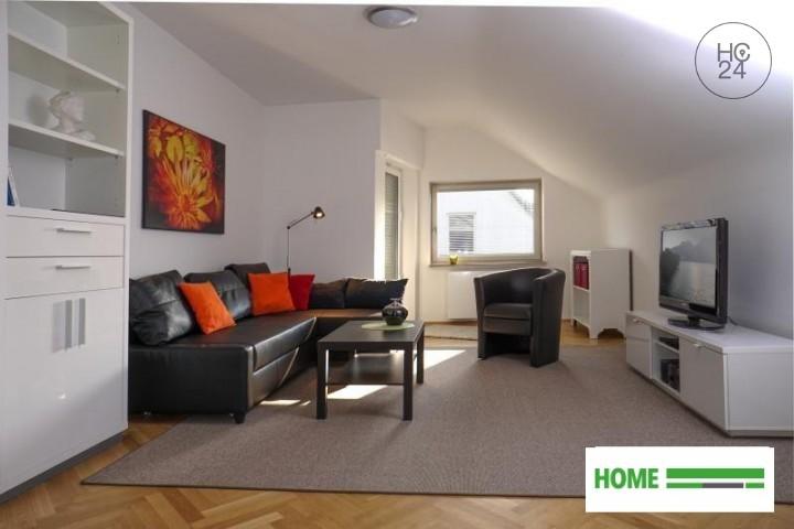 家具付き3部屋、Benrathの住宅
