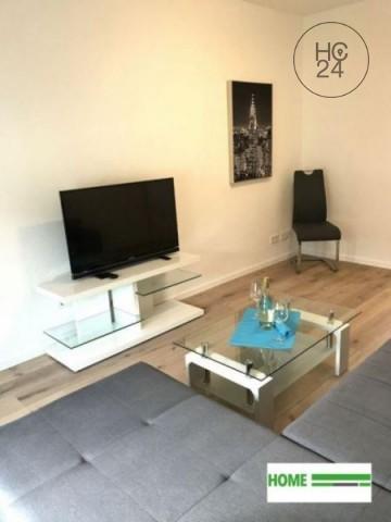Wohnung möbliert in Bilk, Brunnenstr.