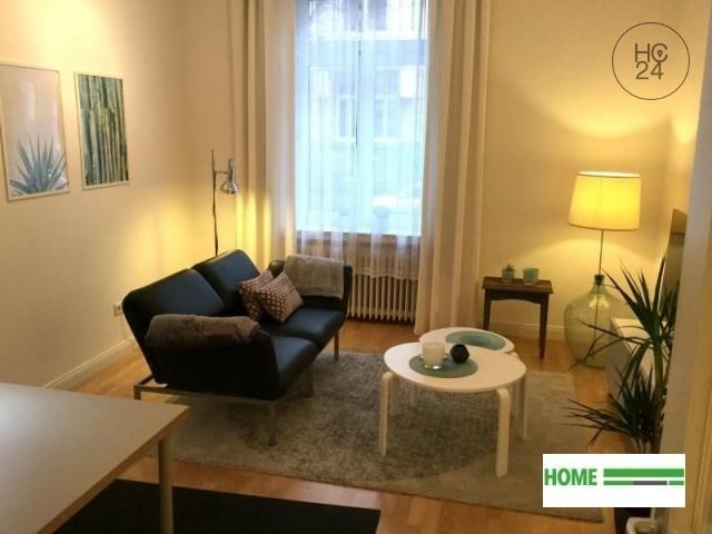2-room apartment in Friedrichstadt