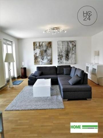 Wohnung möbliert in Stadtmitte, Charlottenstr.