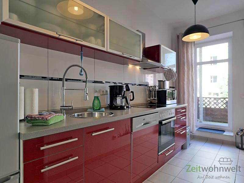 3-room apartment in Erfurt