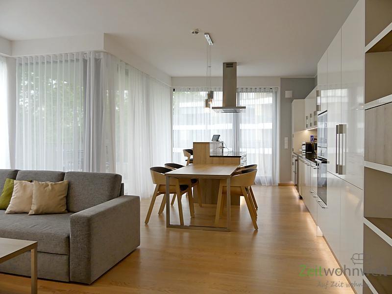 Wilsdruffer Vorstadt/Seevorstadt-West, Apartment mit Aufzug, Balkon und Blick auf d. Herzogin-Garten