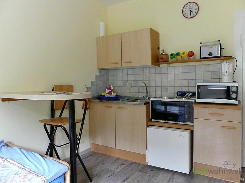 Meiningen Möbliertes Mini Apartment Mit Eigenem Bad Tv Wlan Pkw