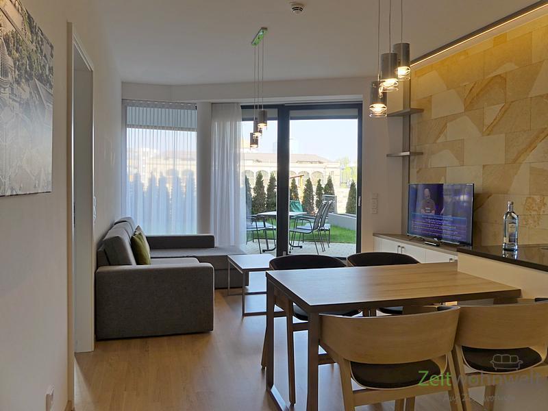 квартира с 2 комнатами в Dresden