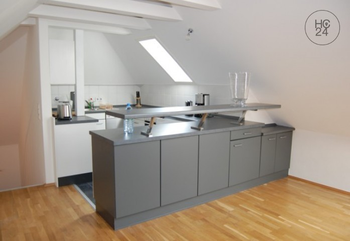 Nice maisonette with garage in Cologne downtown