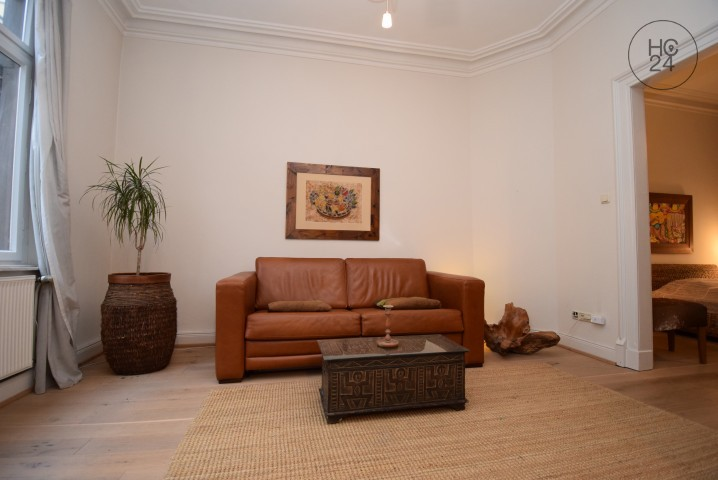 City center: stylish flat with flair