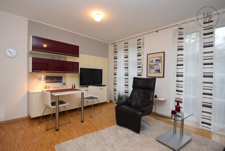 High-Quality flat with garage in the city of Cologne