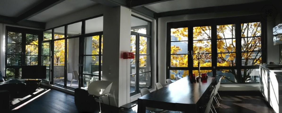 Luxusloft in Ehrenfeld