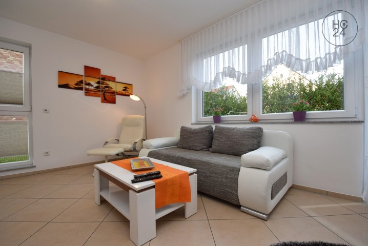 Pretty 2-room flat with parking in Leverkusen