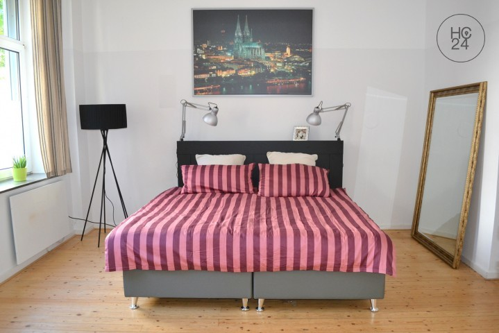 Attractive business apartment in Cologne-Nippes