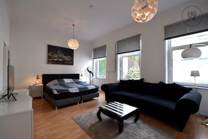 Spacious business apartment in Cologne-Nippes