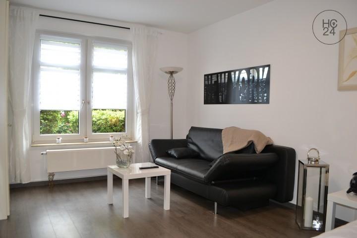 Comfortable apartment in Braunsfeld