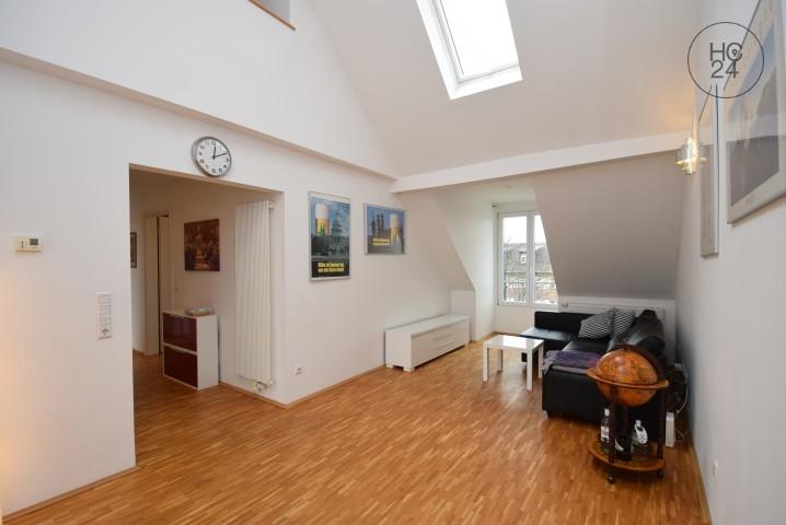 Duplex flat in Cologne-Sülz