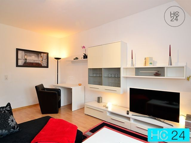 TOP! Stylish furnished flat + temporary accommodation in Leipzig