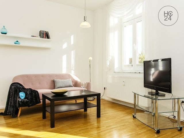 TOP furnished apartment in the attic + Suedvorstadt + BALCONY + temporary accommodation
