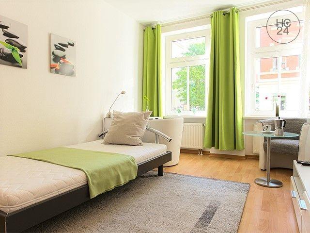 Επιπλωμένη κατοικία με 2 δωμάτια στο Lindenau