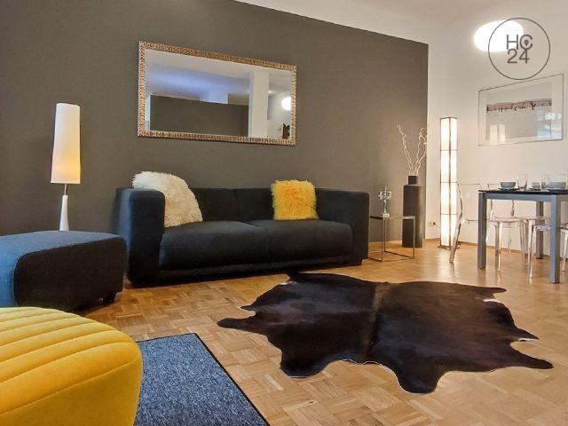 Møblert leilighet med 2 rom i Centrum