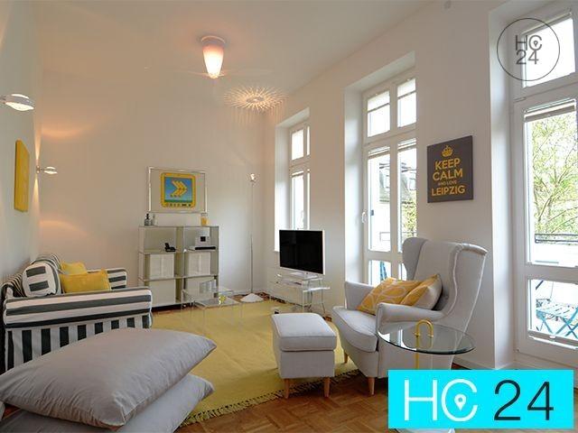 Møblert leilighet med 4 rom i Centrum