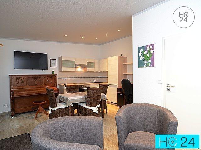 Møblert leilighet med 1 rom i Stötteritz