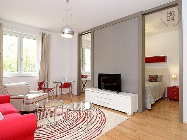 exklusives apartment + zentrum + möbliertes wohnen Leipzig + tiefgarage