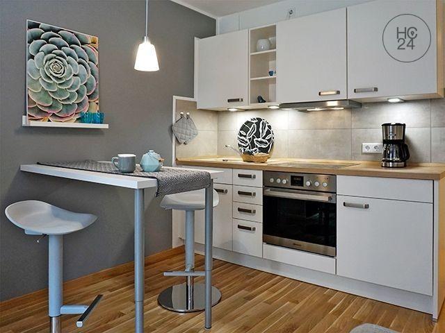 家具付きのReudnitzアパート