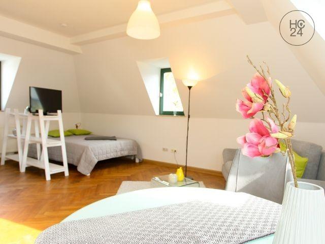 Apartamento mobiliada em Plagwitz