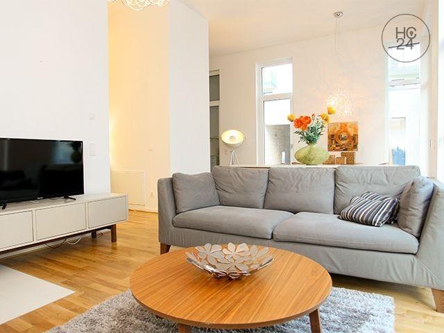 Møblert leilighet med 3 rom i Centrum